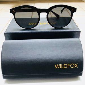 Wildfox Matte Black Ultra Classic Sunglasses